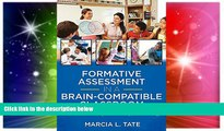 Big Deals  Formative Assessment in a Brain-Compatible Classroom: How Do We Really Know They re