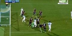 Jasmin Kurtic Goal - Crotone 0-2 Atalanta 26.09.2016
