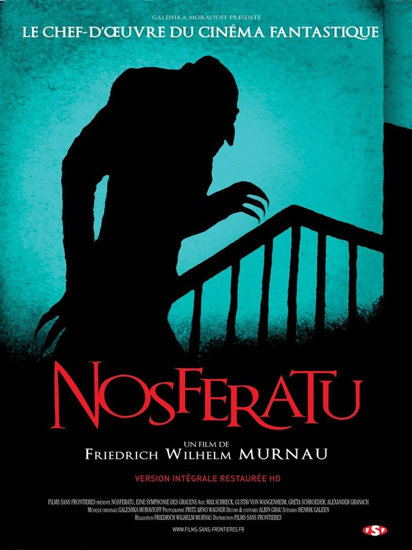 The Museum Nosferatu Germany (1922) Part 2 Span Sub