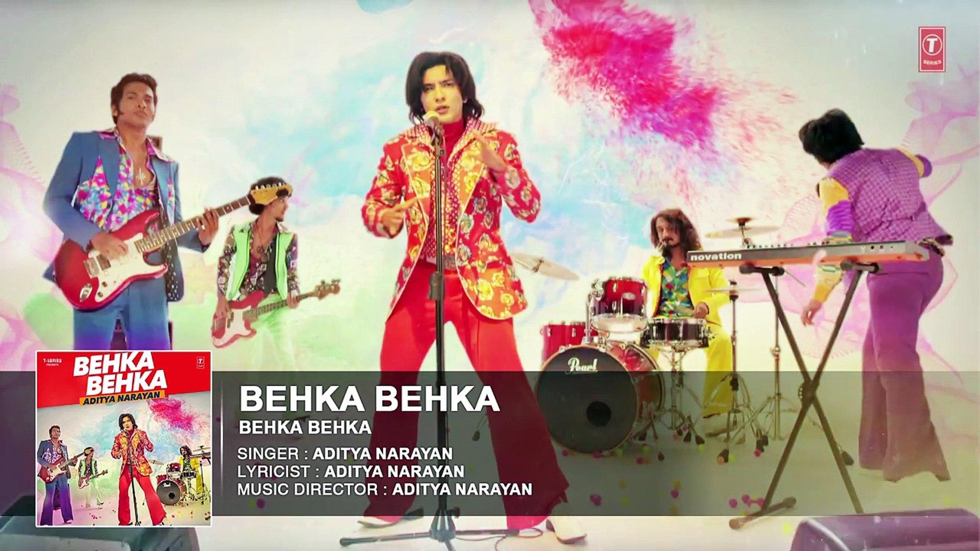 BEHKA BEHKA Full Audio Song _ Aditya Narayan _ Latest Hindi Song 2016 _