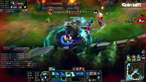 LoL Funny Fails Moments #18  When Teemo Invisible Troll   League of Legends (SoloMiD)