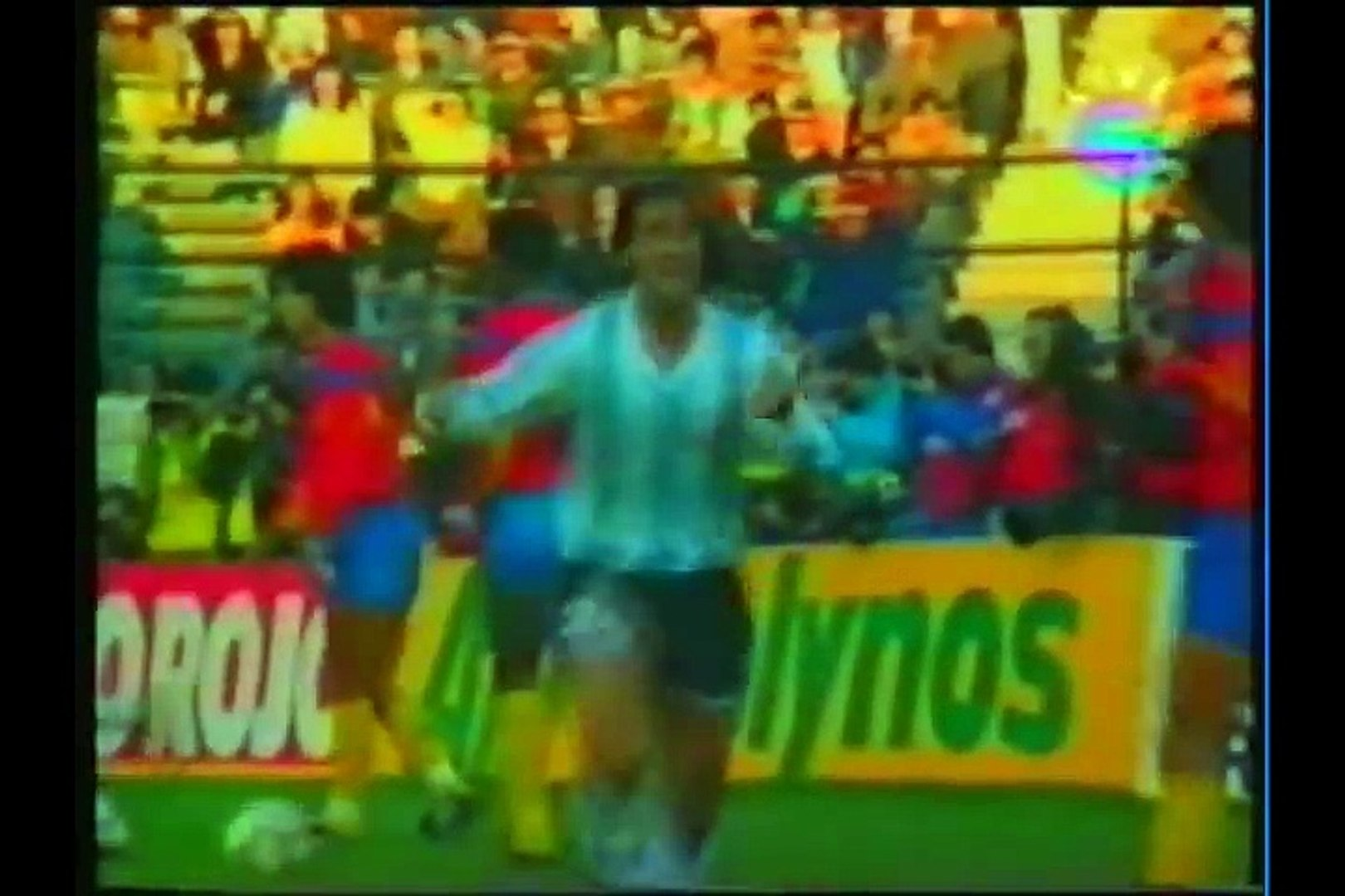 TLQO Vintage: Copa America 1991: Partido final - Argentina 2- 1 Colombia (21.07.1991)