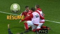 Stade Brestois 29 - Stade de Reims (2-1)  - Résumé - (BREST-REIMS) / 2016-17