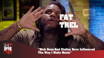 Fat Trel - Rick Ross And Stalley Have Influenced The Way I Make Music (247HH Exclusive )