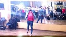 Samuel Funflow - Pachanga Workshop - James Brown @ Belarusian Salsa Festival