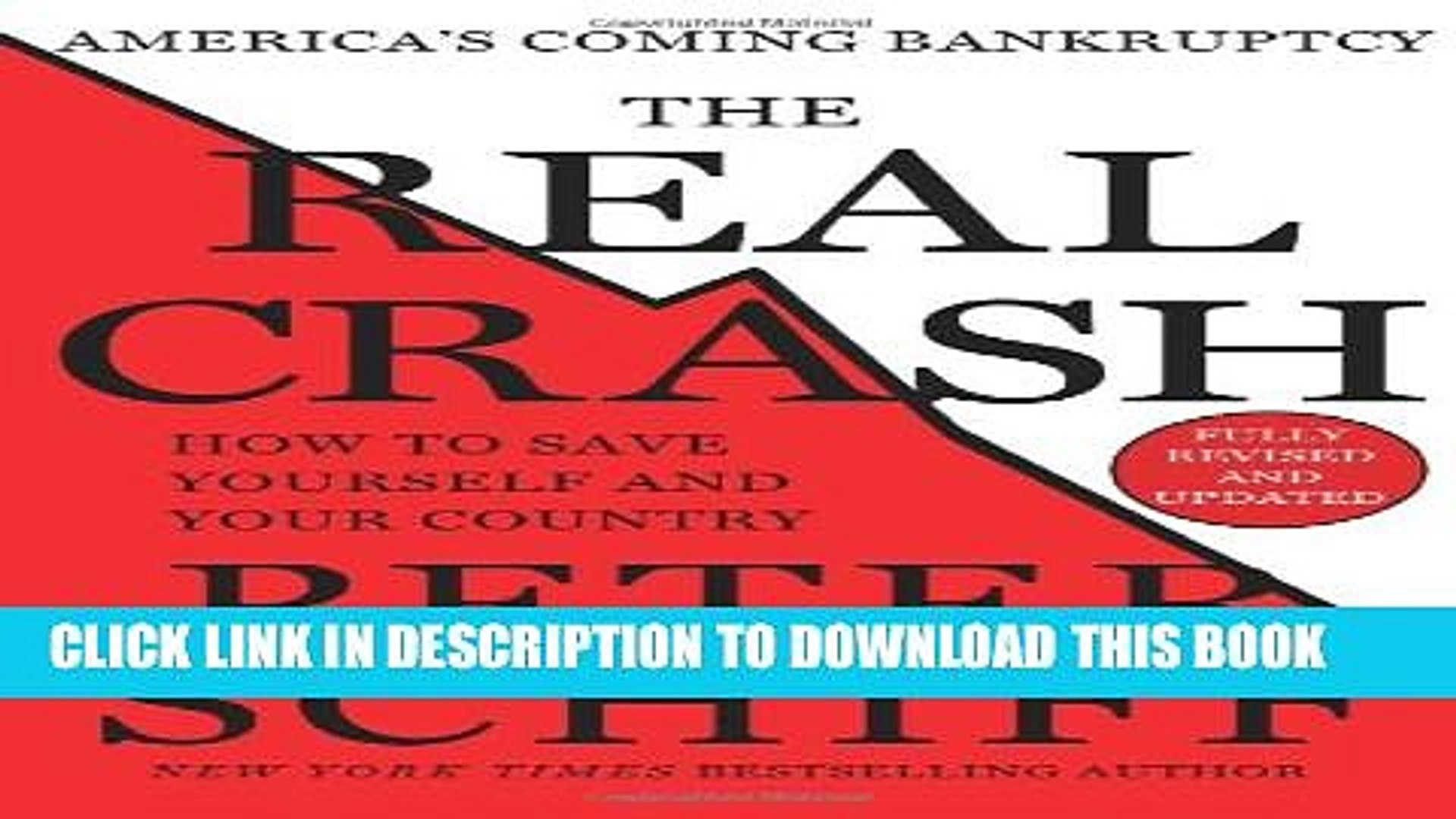The Real Crash >> Pdf The Real Crash America S Coming Bankruptcy How To Save Yourself And Your Country Full