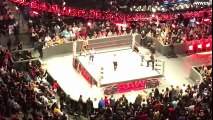 John Cena and Dean Ambrose Vs AJ Styles and Seth Rollins