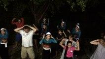 Immersion à la danse avec ethnie Thais à Mai Chau lors du voyage au Vietnam avec agence de voyage locale Aventure Vietna