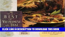 New Book The Best of Vietnamese   Thai Cooking: Favorite Recipes from Lemon Grass Restaurant and