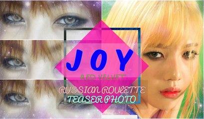 JOY 'RedVelvet' Russian Roulette Teaser MAKEUP TUTORIAL