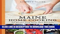 New Book Maine Home Cooking: 175 Recipes from Down East Kitchens