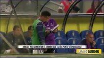 La réaction magique d'Isco lors de la sortie de Cristiano Ronaldo