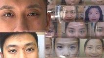 A Hong Kong, façonner ses sourcils en même temps que son avenir