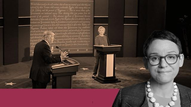 Markets hand first US presidential debate to Clinton