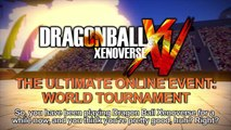 Dragon Ball Xenoverse - PS3/PS4/XBOX 360/Xbox One/Steam - World Tournament starts! (English)