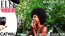 Catwalks, une décennie de mode à Paris avec Inna Modja I Gaultier Making Of | En exclusivité sur ELLE Girl
