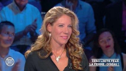 L'invité Fear : Géraldine Fasnacht , la femme-oiseau  - ZERO LIMITE, Jeudi 29 septembre à 21h sur C8