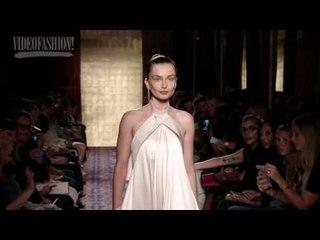 Sleek Elegance at Brandon Maxwell for Spring 2017 at New York Fashion Week