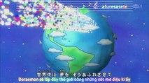 Doraemon Tập 145 [Vietsub]: Chuyến đi bộ dưới đáy biển & Buổi biểu diễn trượt băng của Nobita