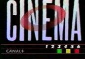 1985? Michel Jonasz : Générique Cinema (Canal+)