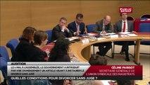 Justice du XXIe siècle : l'audition de l'Union syndicale des magistrats