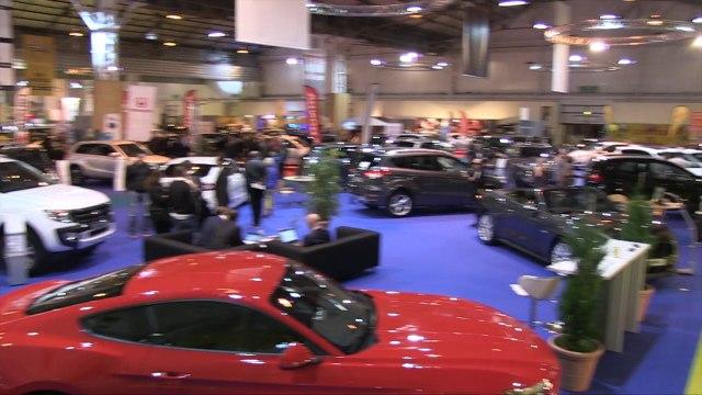 Salon de l'Automobile Marseille Provence 2015