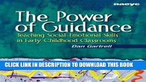 [PDF] The Power of Guidance: Teaching Social-Emotional Skills in Early Childhood Classrooms