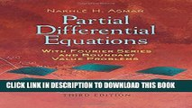 [PDF] Partial Differential Equations with Fourier Series and Boundary Value Problems: Third