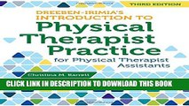 [PDF] Dreeben-Irimia s Introduction To Physical Therapist Practice For Physical Therapist