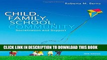 Collection Book Child, Family, School, Community: Socialization and Support