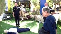 Foire de Marseille : initiation aux gestes qui sauvent avec le SDIS 13