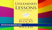 Big Deals  Unlearned Lessons: Six Stumbling Blocks to Our Schools  Success  Best Seller Books Best
