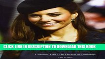 [PDF] A Year in the Life of a Duchess: Kate Middleton s First Year as the Duchess of Cambridge
