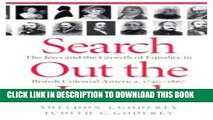 [PDF] Search Out the Land: The Jews and the Growth of Equality in British Colonial America,