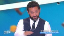 Cyril Hanouna se lance dans une imitation de Nicolas Sarkozy devant Capucine Anav