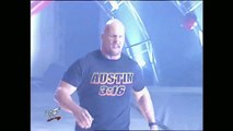 WWF - Raw is War (Thee Oooold Stone Cold is back and help Team WWF)
