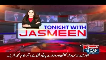 Tonight With Jasmeen - 27th September 2016