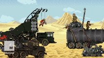 What a lovely day for this 8-bit version of 'Mad Max: Fury Road'