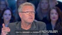 """Laurent Ruquier explique ses propos sur Twitter : """"On m'a mal compris"""""""