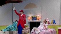"""Report TV - Teatri eksperimental """"Saphivogli"""" dy premiera për fëmijë deri në dhjetor"""