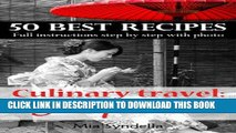 [PDF] Culinary travel: Japan. Food traditions, best 50 recipes, how to replace Japanes: Japanese