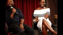 Lupita Nyong'o and David Oyelowo present their film Queen Of Katwe at Academy screening