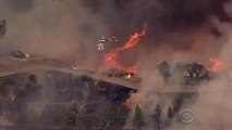 Evacuations ordered as wildfire continue in California
