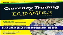 [PDF] Currency Trading For Dummies Full Online