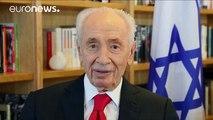 وفاة رئيس اسرائيل السابق شمعون بيريز عن عمر يناهز 93 عام
