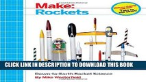 [PDF] Make: Rockets: Down-to-Earth Rocket Science Full Collection