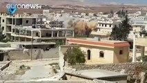 Siria. Raid su Aleppo, almeno 11 vittime, situazione disperata per i civili