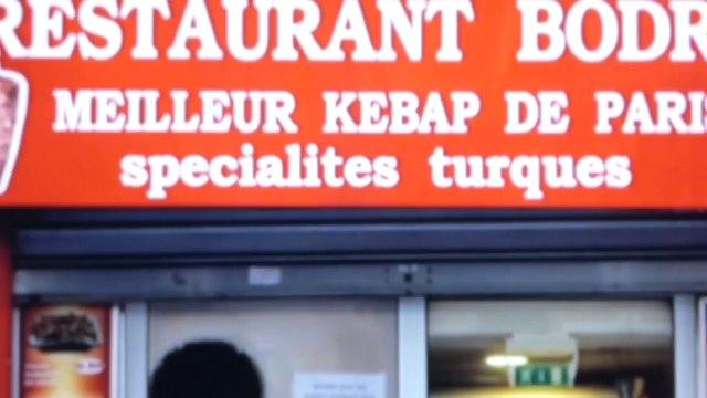Les Paris de Fred Chesneau, globe cooker:le meilleur kebab de Paris