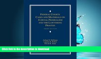 FAVORIT BOOK Federal Courts: Cases and Materials on Judicial Federalism and the Lawyering Process