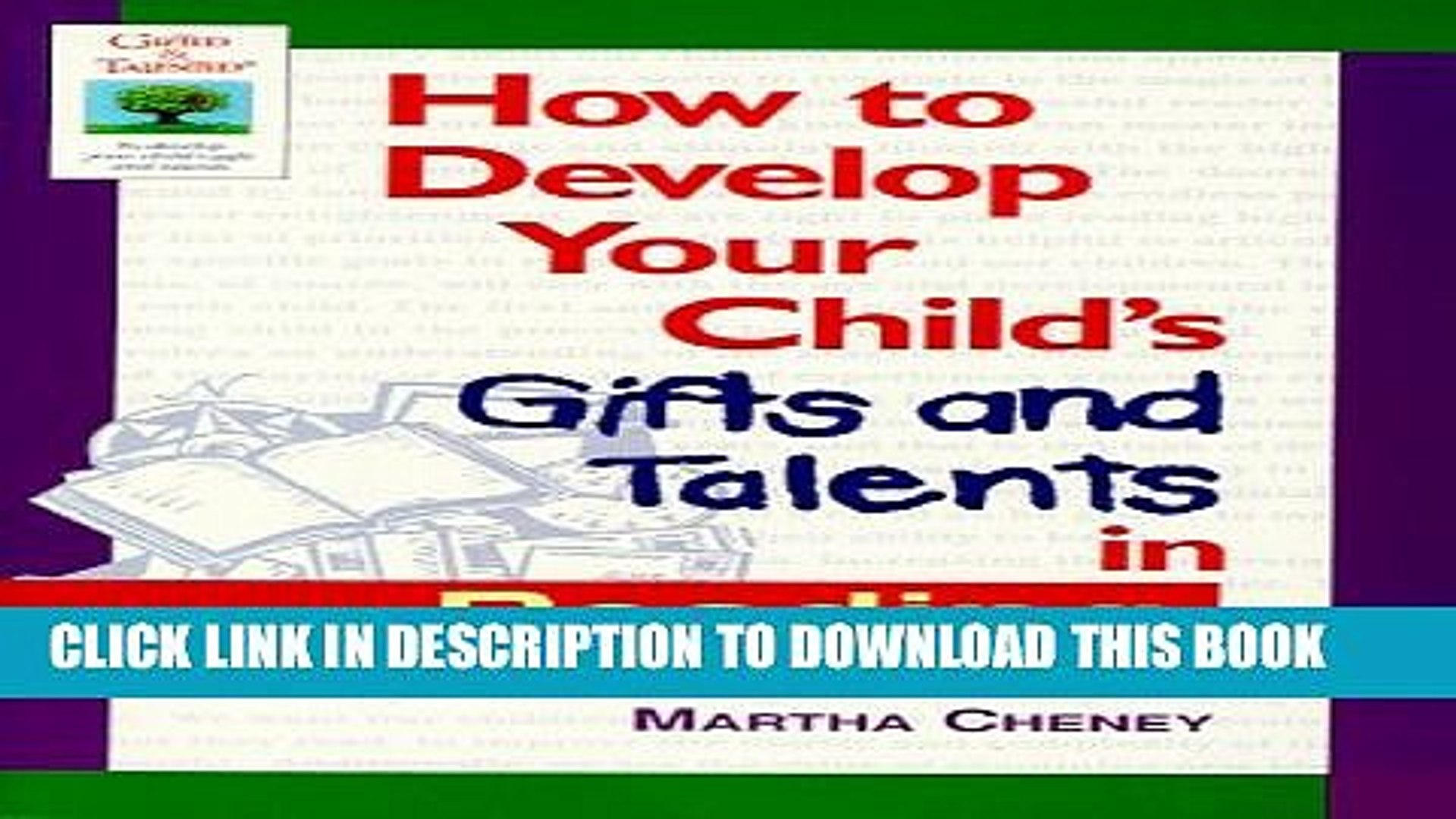 [PDF] How to Develop Your Child s Gifts and Talents in Reading (Gifted   Talented) Popular